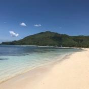 Nacula Island Fiji Blue Lagoon Beach