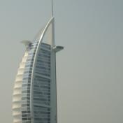 Dubai- Sunset Beach Umm Suqeim beach
