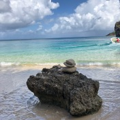 Anguilla Little Bay Beach