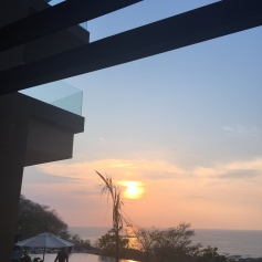 Costa Rica Tamarindo Sunset